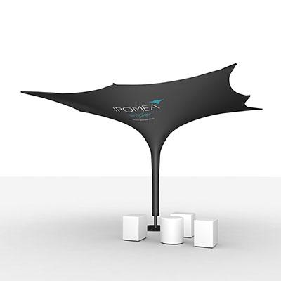 IPOMEA - Das innovative Schirmsystem