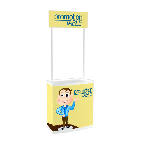 Promotion Table und anderes Eventzubehör für Messen, Events, Promotionoder am POS.